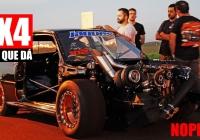 Gol 4x4 Jaques Motorsport - NOPREP